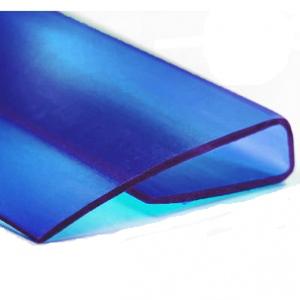 Торцевой к цветному поликарбонату  4мм 2,1м