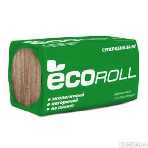 Экоролл 12м2 (1,23*0,61*0,05м) 0,6м3