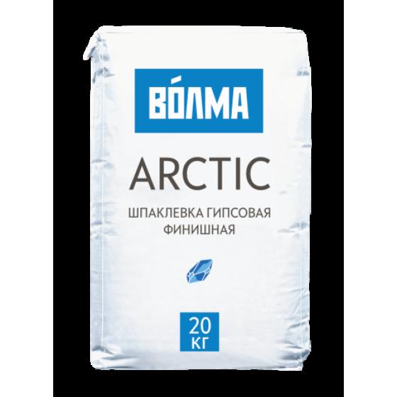 Волма Арктик гипсовая шпаклевка финишная 20кг