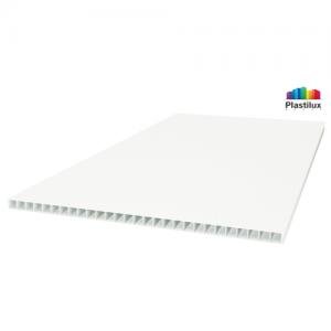 Сотовый поликарбонат SUNNEX белый  6мм 12м