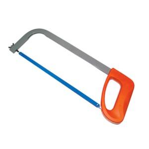 Ножовка по металлу пластиковая рукоятка  300 мм