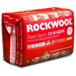 ROCKWOOL 800*600*50    5,76м2