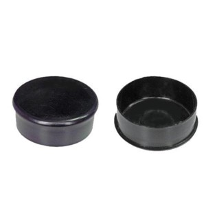 Заглушка пластиковая  круглая 50 мм